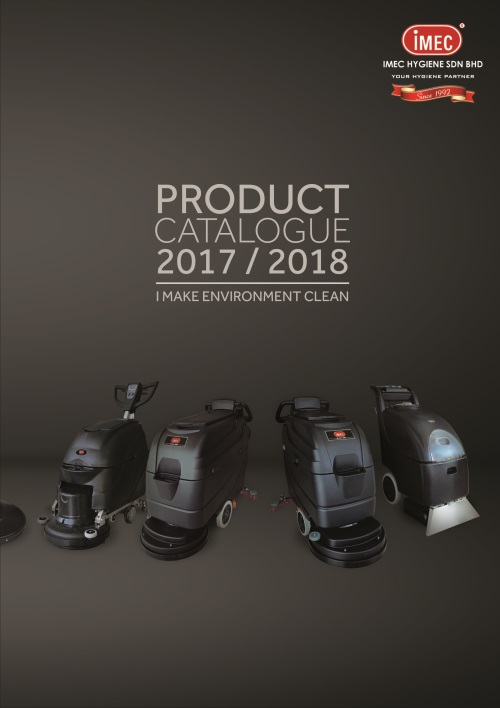 Product Catalogue 2017/2018