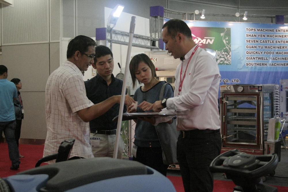 Food Hotel Malaysia Show 2013 - iMEC