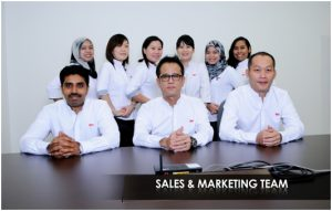 Sales & Customer Service Team 2