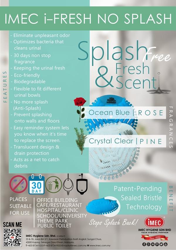 i-fresh no splash