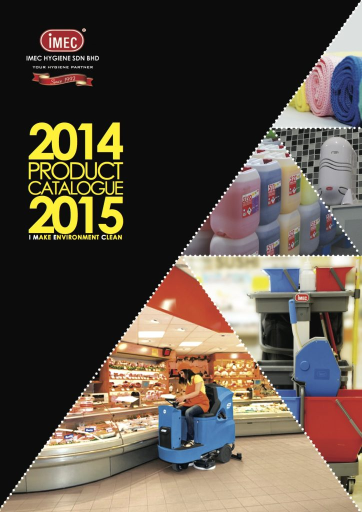Product Catalogue 2014/2015