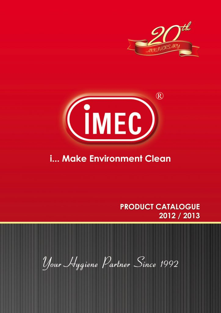 Product Catalogue 2012/2013