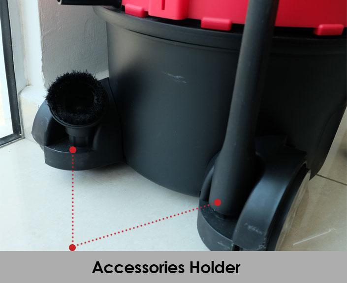 SV292i Accessories Holder