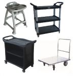 Food Service Utility Cart