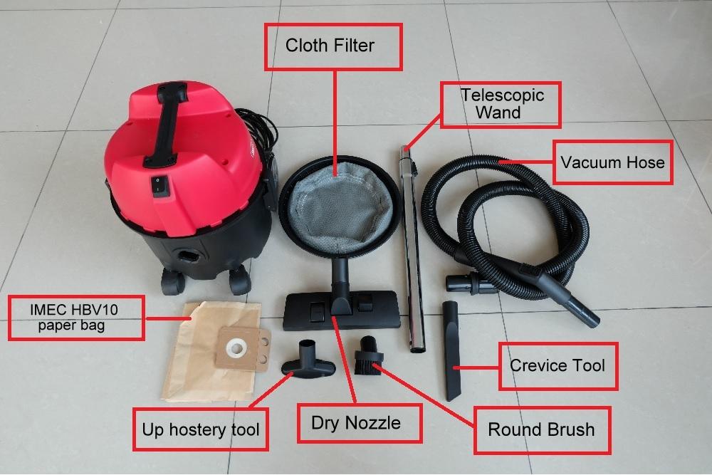 IMEC SV292i Accessories