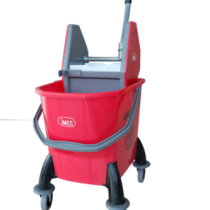 SDP26 SINGLE MOP BUCKET RED