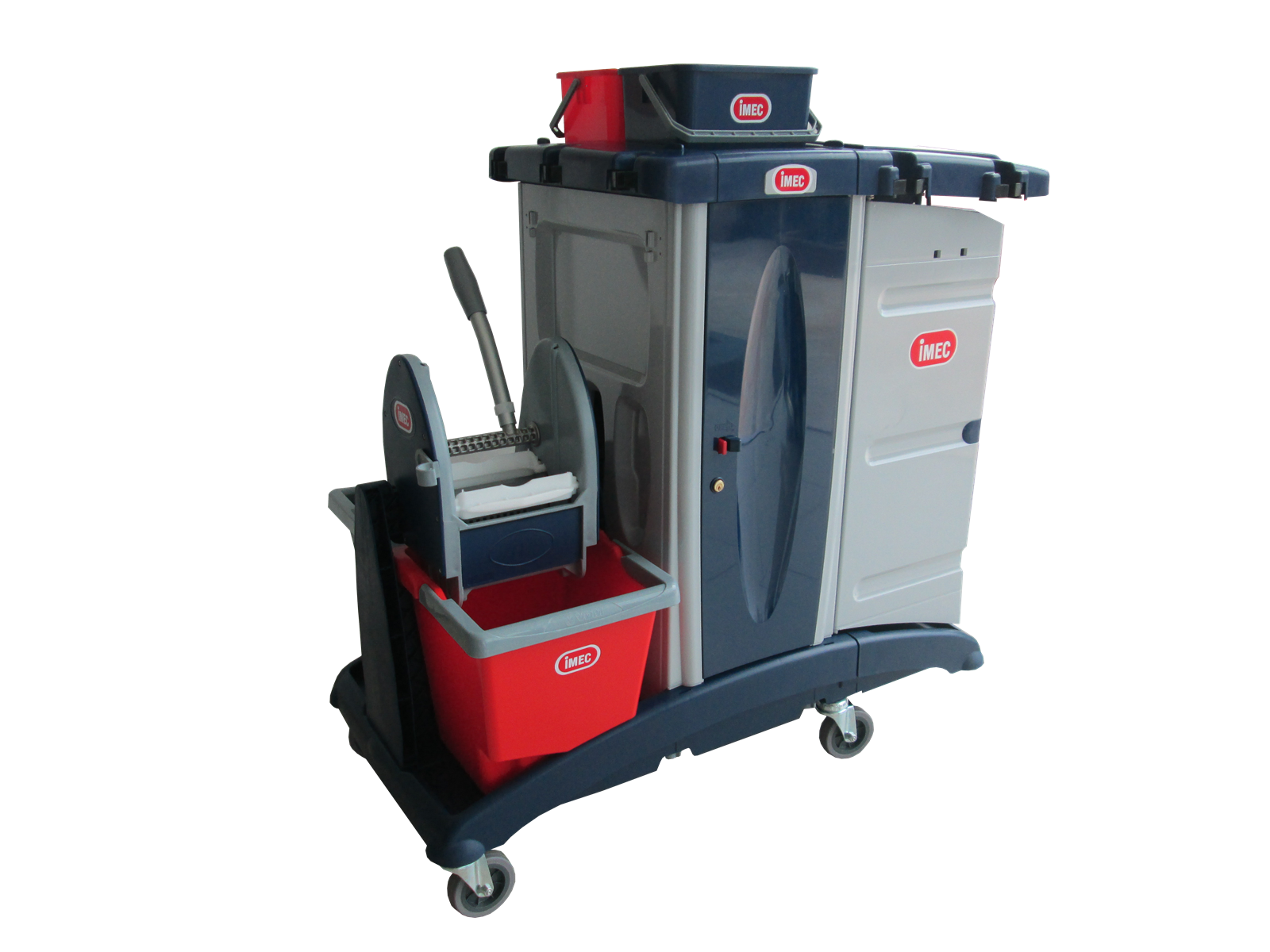 Imec Janitor Trolley Cart Imec